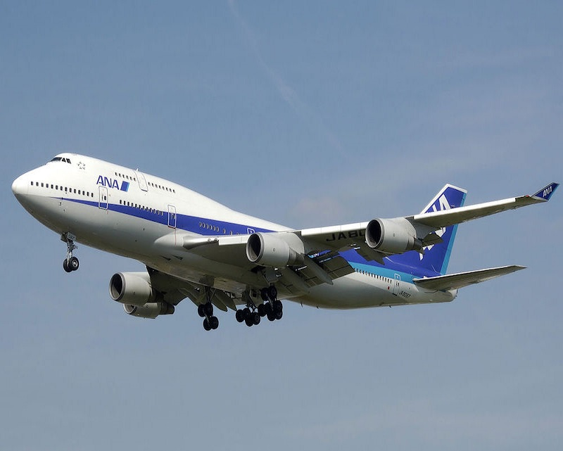 boeing 747 400 ja8097 all nippon airlines